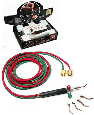 Smith Little Torch Soldering Welding & 5 Tips, Hoses, MADE IN THE USA