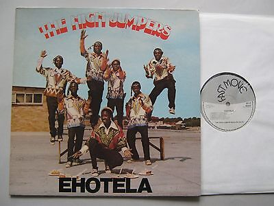 The High Jumpers - Ehotela   LP