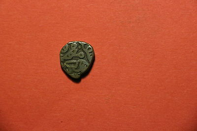 India Princely States Old Coin A47 #60