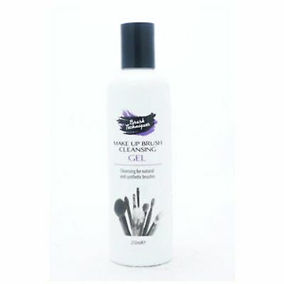 Cosmetic Makeup Brush Cleaner/cleansing Gel 250Ml Natural/synthetic Brushes