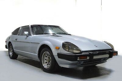 1980 Datsun Other  1980 DATSUN 280Z 1.00 NO RESERVE 3 DAY AUCTION RUNS AND DRIVES MANUAL FLORIDA
