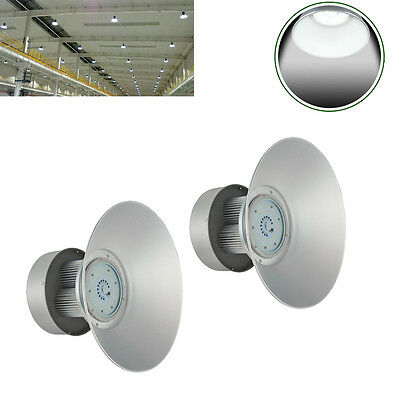 2X 150W LED High Bay Lights Warehouse Commercial Industries Lamp Ligthing Supply