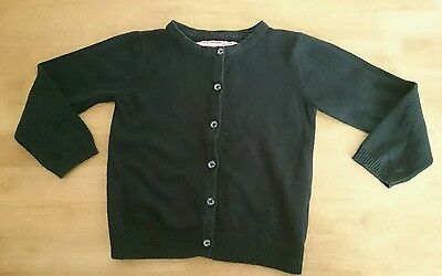 Primark Girls Navy Cardigan Age 5-6 Years