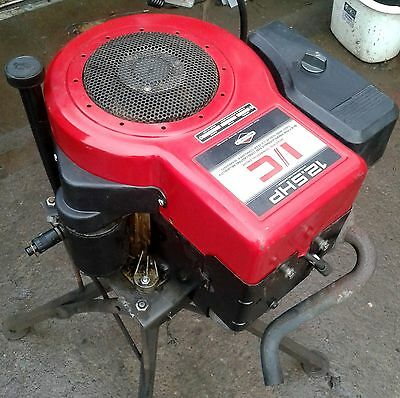 Briggs and Stratton 12.5HP Single Cylinder Engine