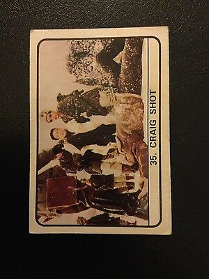 The Champions A&BC Gum Card No.35 from set of 45 1969