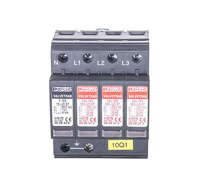 PHOENIX CONTACT 2858328 + 3 x 2858315 VAL-MS + F-MS 12-UD ST+VAL-MS 320-UD ST