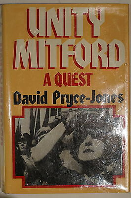WW2 British Unity Mitford A Quest Reference Book