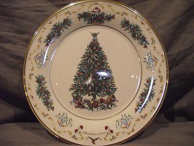 Lenox Annual Christmas Trees Around the World 2003 Canada Plate