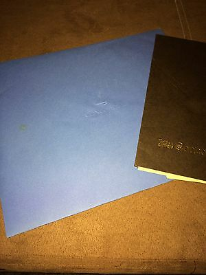 Concorde - Rare British Airways Concorde Stationery Packs