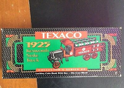 Texaco 1925 Kenworth Stake Truck Band NEW!!!