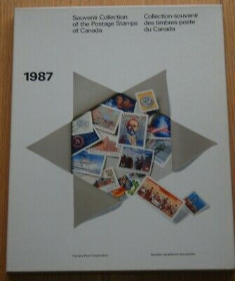 Weeda Canada VF 1987 Annual Collection #30, Complete book in outer box CV $45