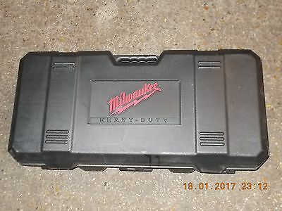 Milwaukee 900k carry case/box