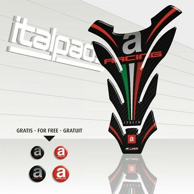 "Paraserbatoio resinato compatibile per APRILIA mod. ""Detroit Top/S"" Racing + 4"