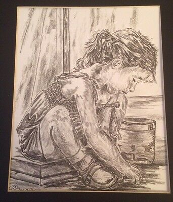 """Limited Edition Print of """"The Little Girl"""""""