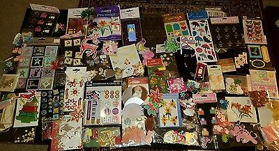 Craft Clearout Embellishments Galore #1