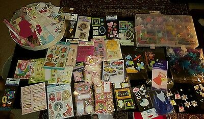 Craft Clearout Embellishments Galore #2