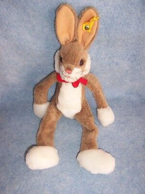Animals from Steiff-  Lulac Rabbit Plush (6282/25) Made in  W.Germany