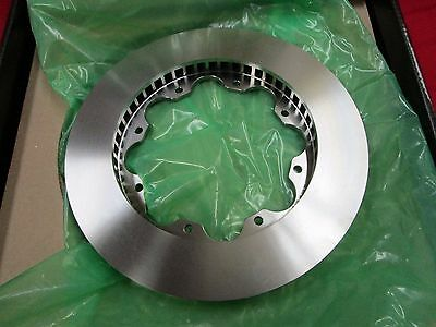 """New Performance Friction Brake Rotor,pfc299.32.0045.11,curved Vein.1-1/4""""th,lh"""