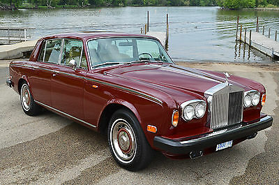 1975 Rolls-Royce Silver Shadow 4 door saloon Multiple show winning example incl 2014 RROC best touring Shadow. Stunning!