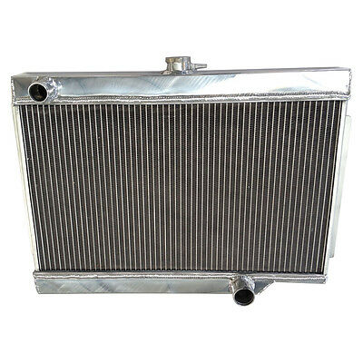 56mm 3 core FOR HOLDEN EJ/EH 179 2.9L L6 MANUAL 1962-1965 all Aluminum Radiator