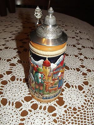 Lidded Steins Drinkware Steins Breweriana Beer