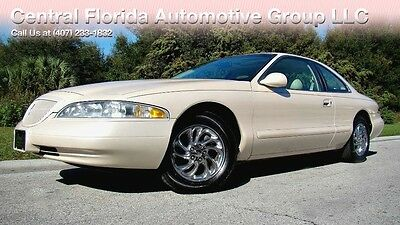 1998 Lincoln Mark Series LSC Sedan 2-Door 1998 LINCOLN MARK VIII LSC 68K LOW MILES! SUNROOF! SUPER CLEAN! NO ACCIDENTS!