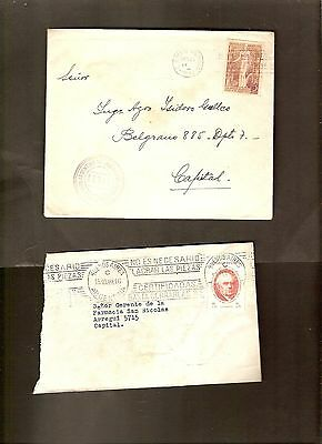ARGENTINA lot of 20 COVERS LOT #28
