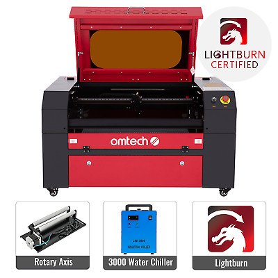 New 60W 110V CO2 Laser Engraving Machine Engraver Cutter w/ USB Interface