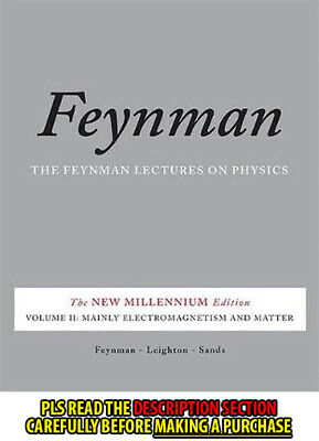 FAST SHIP: THE FEYNMAN LECTURES ON PHYSICS VOLUME 2 MA 1E by RICHARD P.