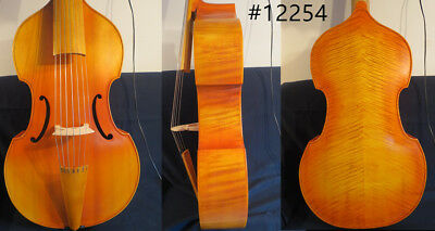 Strad style hand made flames full size cello 4/4, rich big sound #11569