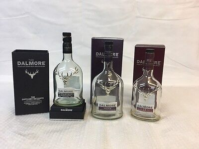 The Dalmore Whisky Bottles Exclusive Valour 12 Year Old EMPTY
