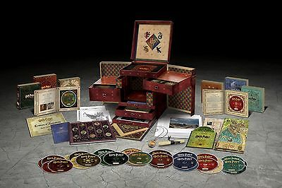 Harry Potter Wizard's Collection 31-Disc Blu-ray/DVD Combo (BRAND NEW, SEALED)