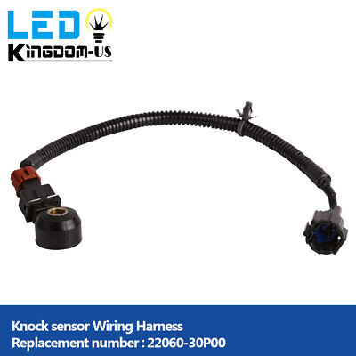 engine knock sensor wire harness plug pigtail for nissan infiniti 22060 30p00 knock sensor 14 wiring harness for nissan infiniti mercury