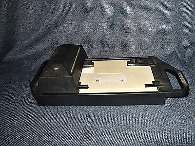 Vintage Bartizan Addressograph Manual Credit Card Imprint Machine.Slider EUC