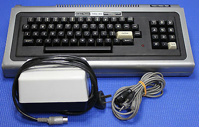 Radio Shack TRS-80 Model I Level II 16K Computer with Power Supply & Audio Cable