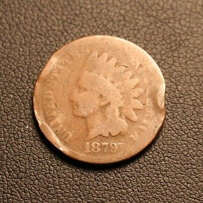 1879 Indian Head Cent Penny 1C