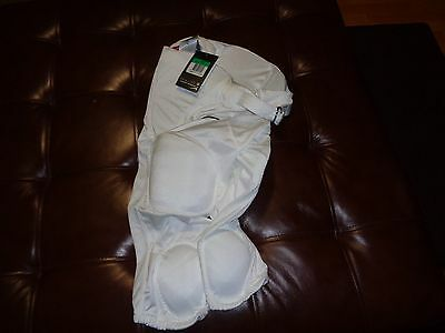 NWT New Boys Integrated Football Pants White XL X Large. Style 378273 $40 MSRP