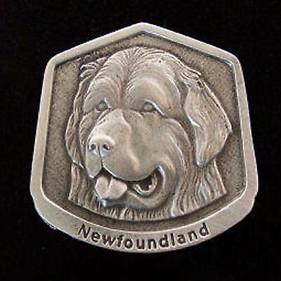 Newfoundland Fine Pewter Dog Breed Ornament