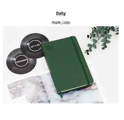 Beatles 2017 Daily Monthly Weekly Journal Organizer Planner Diary Gift Notebook