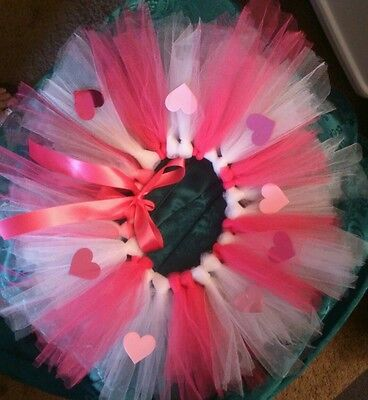 Two Tone Tutu Skirt All Colors And Sizes Dance Halloween Fancy Dress