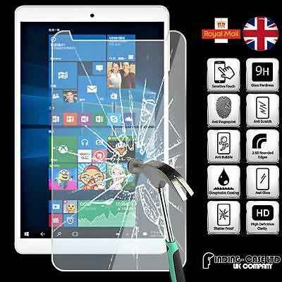 Tablet Tempered Glass Screen Protector Cover For Teclast X80 Pro