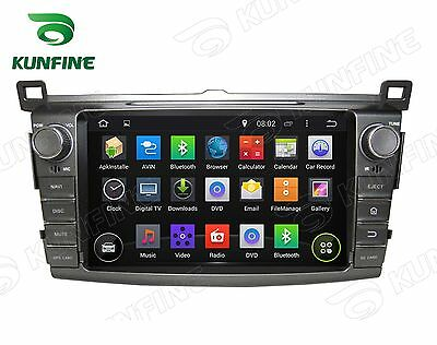 Quad Core Android 5.1 Car Stereo DVD Player GPS Navigation for Toyota RAV4 2013