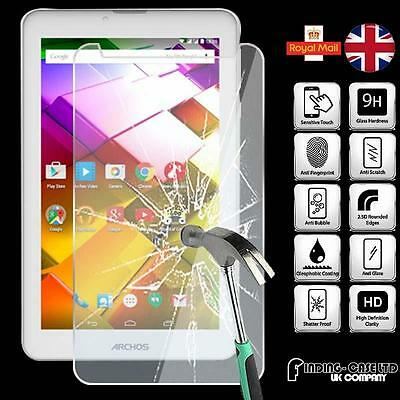 Tablet Tempered Glass Screen Protector For ARCHOS 70b Copper