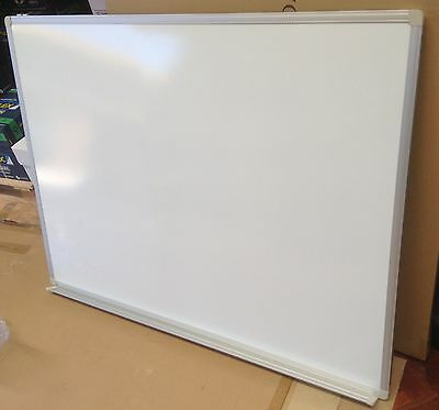 NEW  Wall Mounted Magnetic Whiteboard 1500 x 900 W159