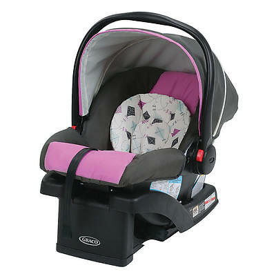 NEW Graco SnugRide 30 Infant Car Seat - Kyte. BRAND NEW and FREE SHIP.