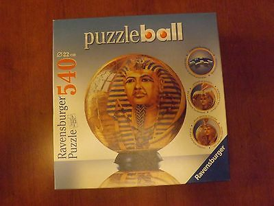 Puzzle ball 540 pieces Egypte