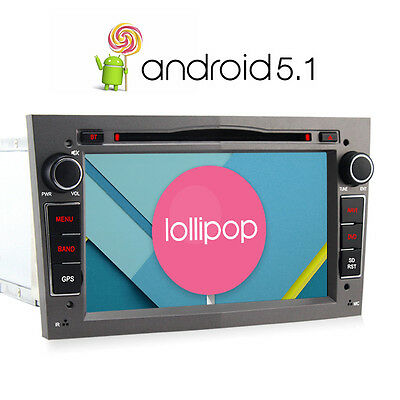"""7"""" Android 5.1 Car DVD Player for Opel Vauxhall Vextra Astra Corsa DAB+ GPS WiFi"""
