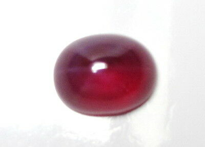 Red Ruby 15 Cts Loose 11x14.5 mm Star Cabochon Gemstone Perfect Rare Top Ring