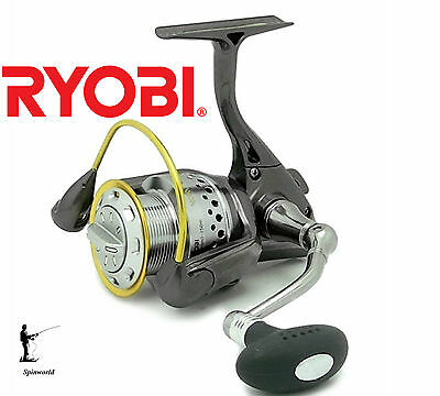 Ryobi Zauber fishing reel excellent for lures   VARIETY SIZES made in Japan 1st