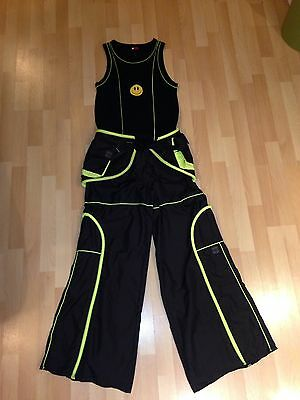 Cyber Rave/Clubbing Outfit